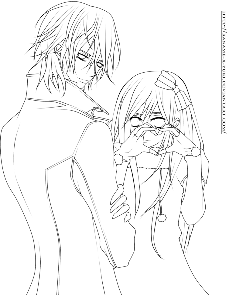 vampire knight coloring pages vampire knight 1 by shinta inu on deviantart vampire knight coloring pages
