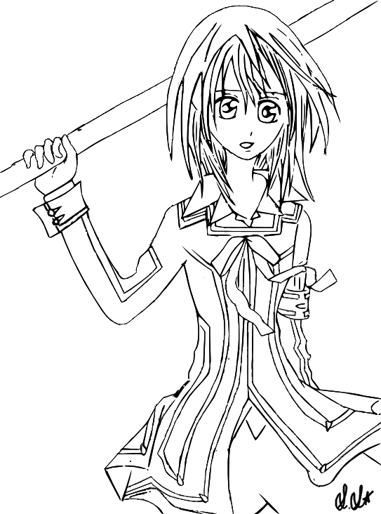 vampire knight coloring pages vampire knight kaname x yuuki by cindychang on deviantart knight pages vampire coloring