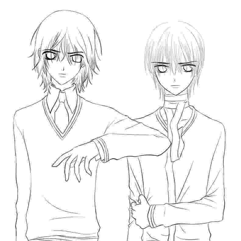 vampire knight coloring pages vampire knight zero say what by karma firebender on vampire knight coloring pages