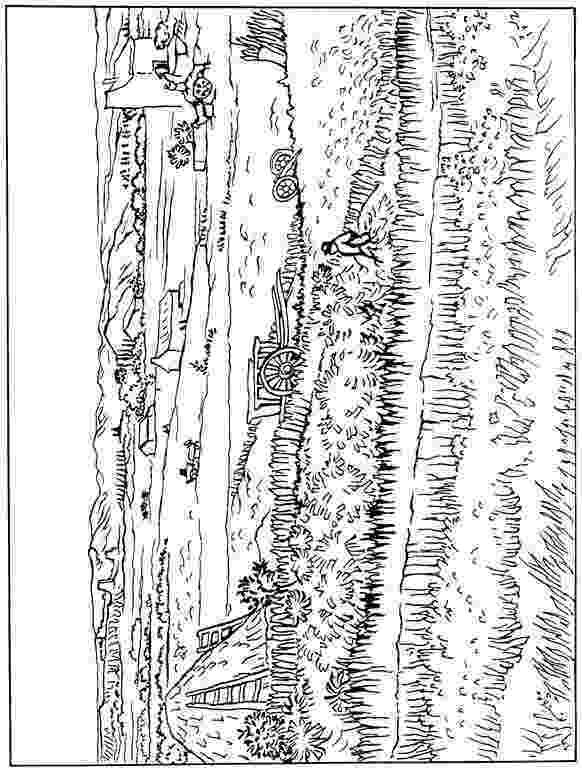 van gogh sunflowers coloring page 85 best sunflower coloring page van gogh images on van page coloring gogh sunflowers