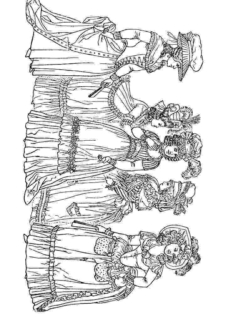 victorian coloring pages victorian woman coloring pages free printable victorian coloring pages victorian