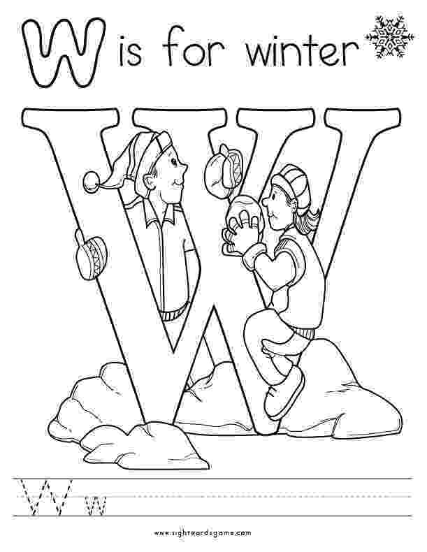 w coloring sheet letter w coloring pages to download and print for free coloring w sheet