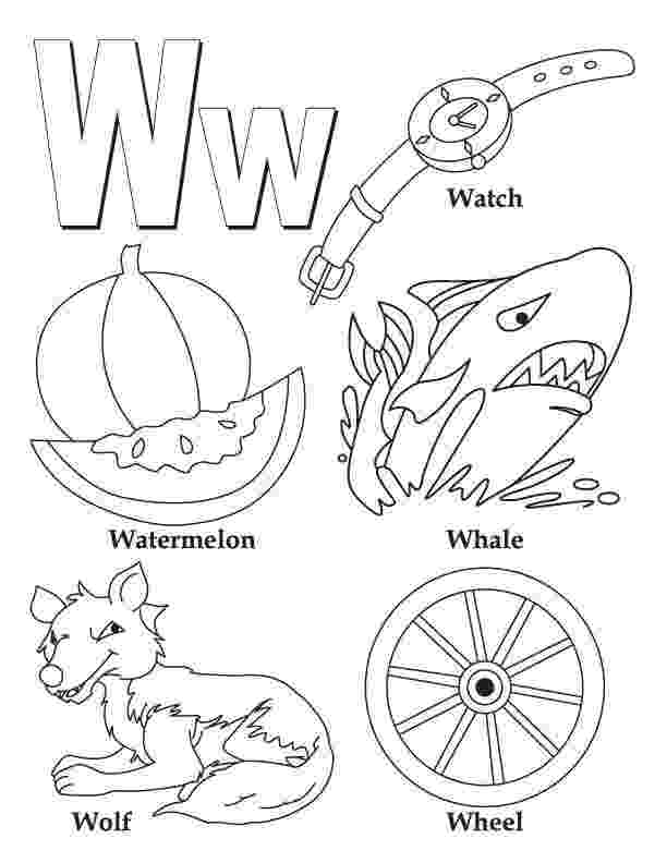 w coloring sheet letter w coloring pages to download and print for free sheet coloring w