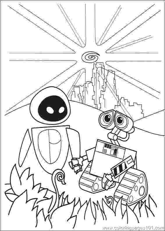 wall e coloring online kids n funcom 59 coloring pages of wall e e online coloring wall