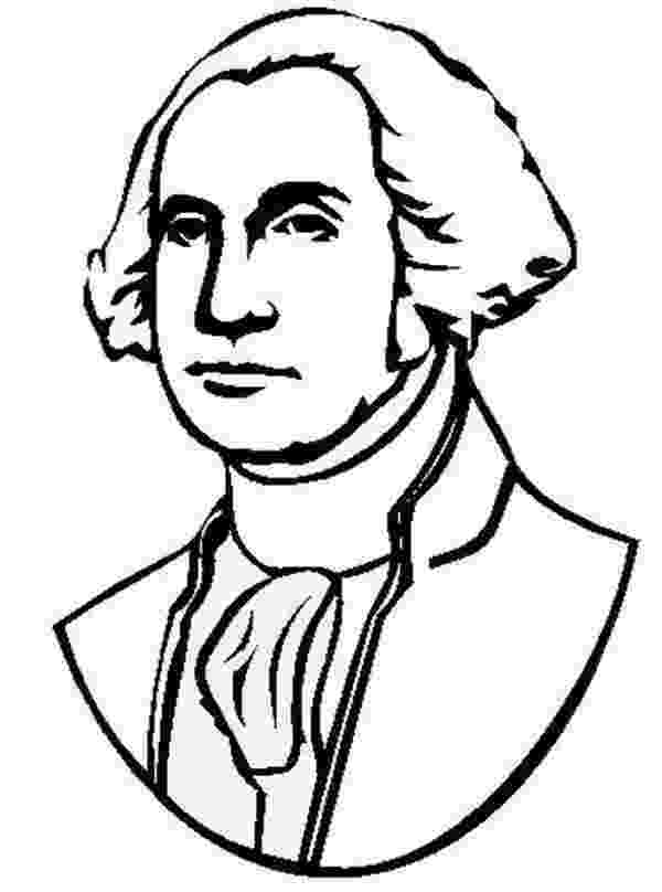 washington coloring pages george washington coloring pages for kids coloring home washington coloring pages