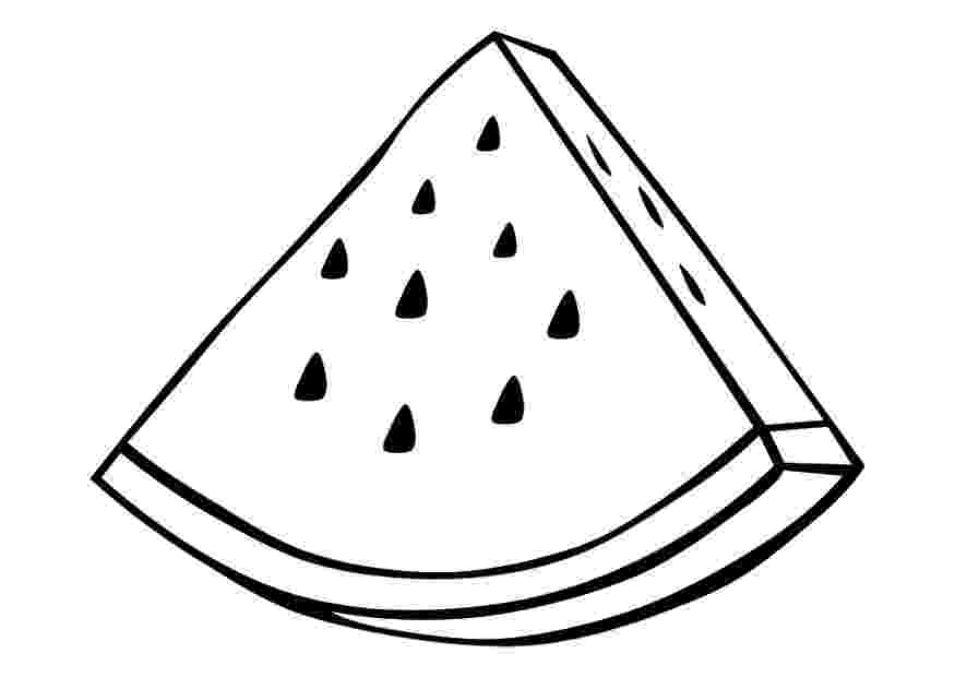 watermelon coloring sheets cute watermelon drawing at getdrawingscom free for watermelon sheets coloring