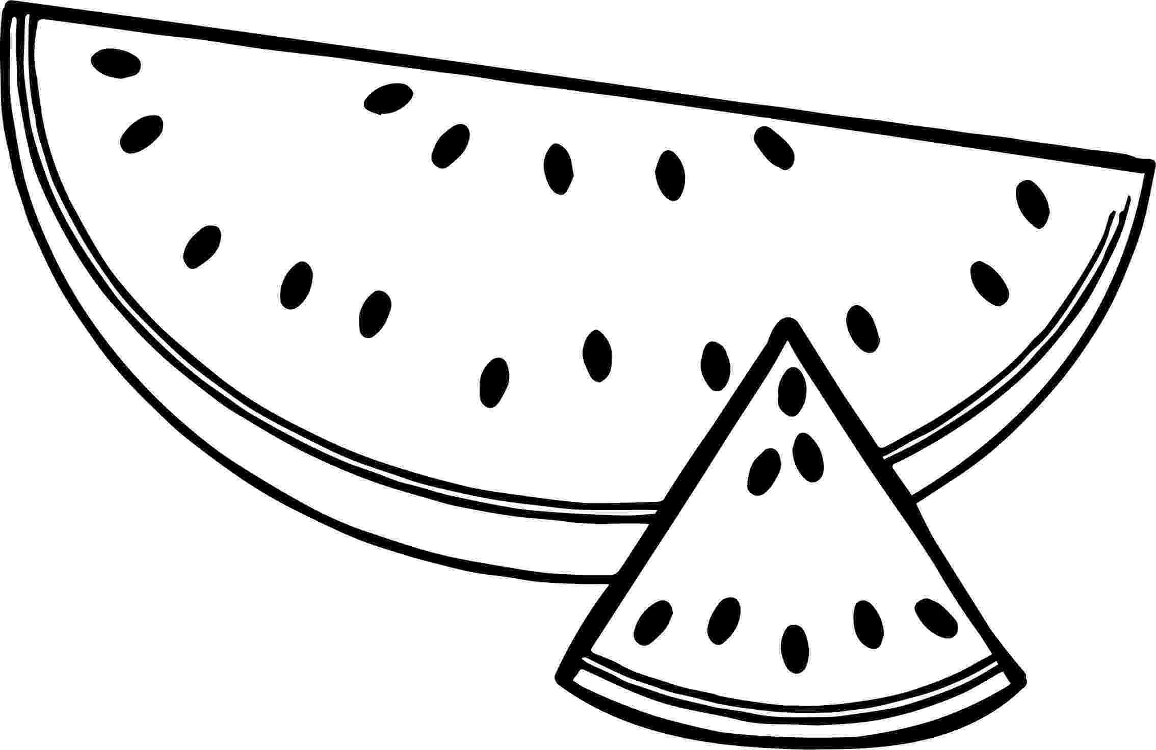 watermelon coloring sheets watermelon coloring pages getcoloringpagescom coloring sheets watermelon