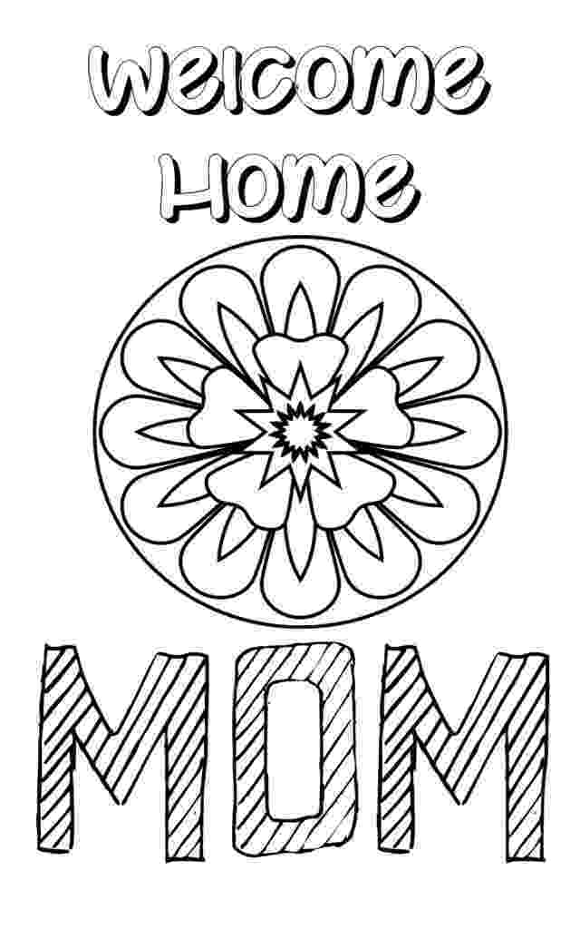 welcome home coloring pages welcome home coloring page at getcoloringscom free home pages coloring welcome