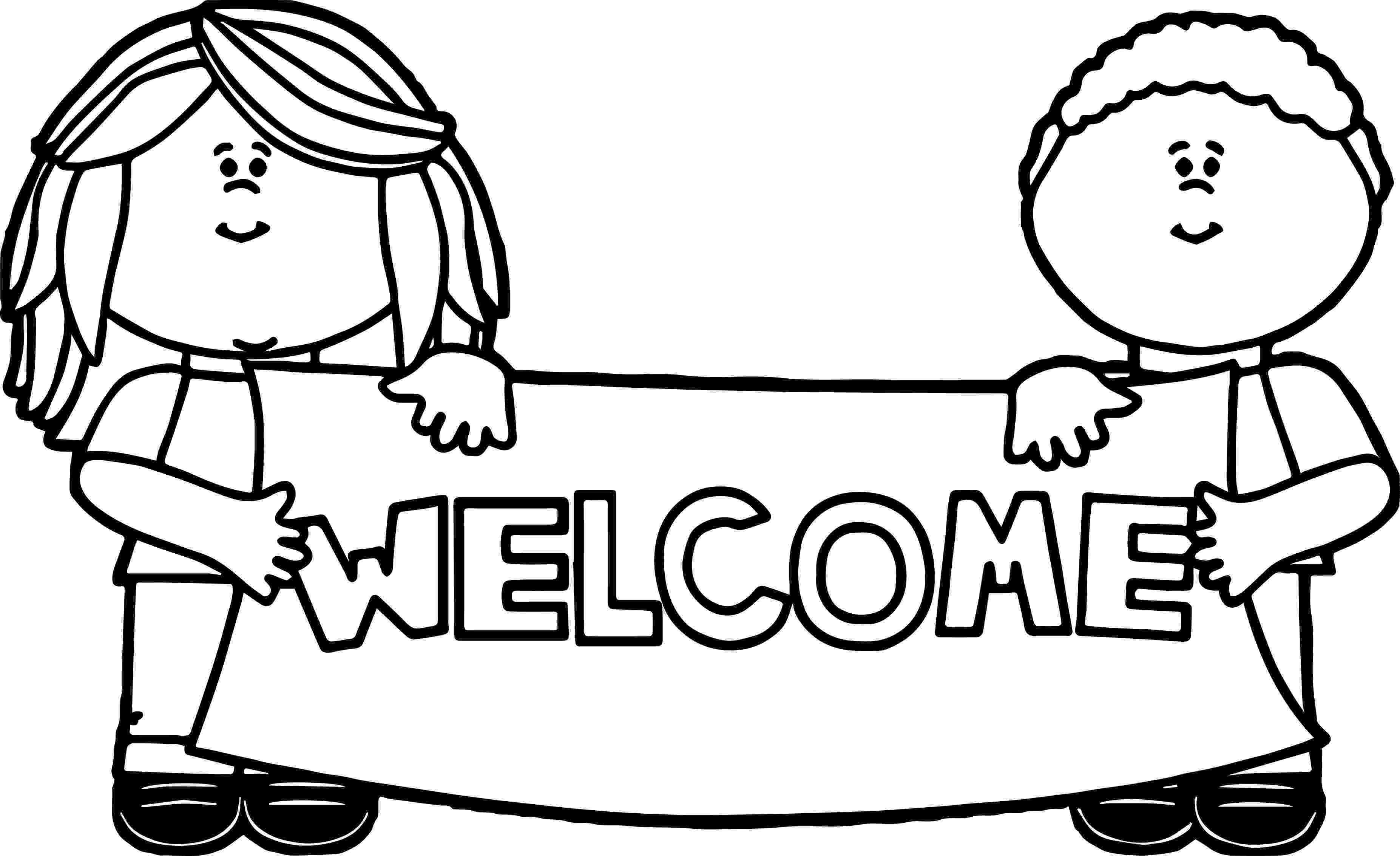 welcome home coloring pages welcome home daddy coloring page twisty noodle coloring pages home welcome