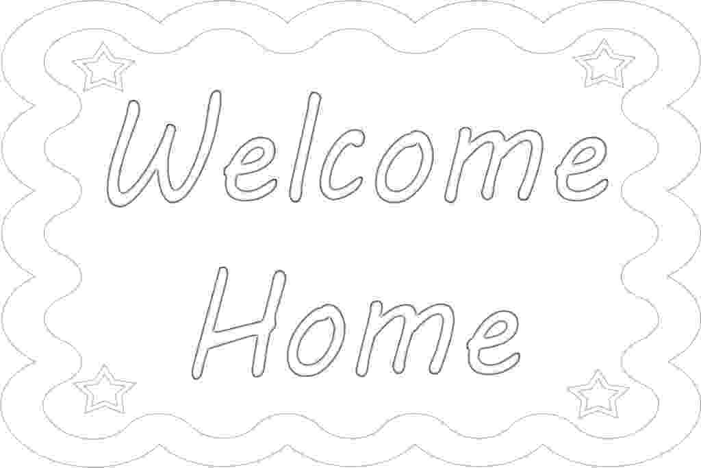 welcome home coloring pages welcome home squidward coloring pages hellokidscom home coloring welcome pages