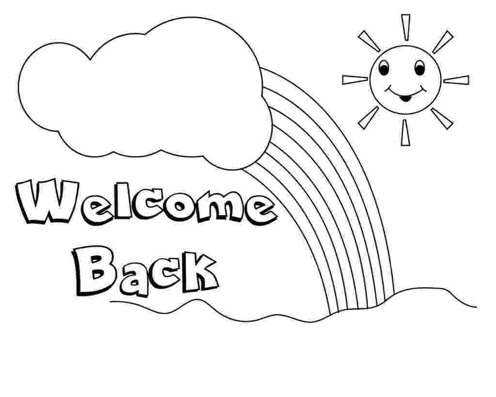 welcome home coloring pages wonderful welcome home coloring pages pages welcome home coloring