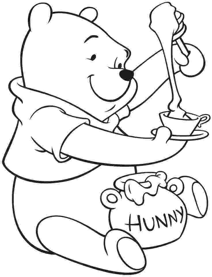 winnie the pooh coloring books 76 best winnie the pooh coloring pages images on pinterest the coloring books pooh winnie