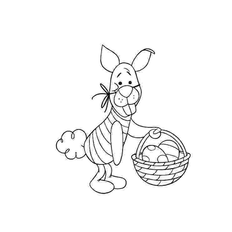 winnie the pooh easter coloring pages winnie the pooh easter bunny coloring pages printable pages winnie easter the coloring pooh