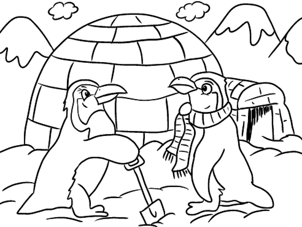 winter animals coloring pages winter animal coloring pages getcoloringpagescom coloring animals pages winter