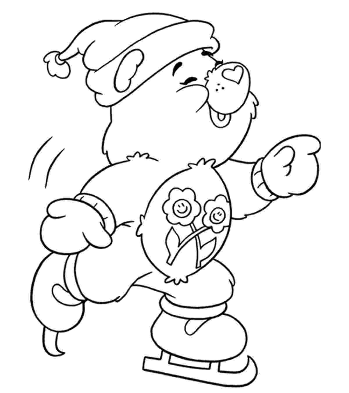 winter coloring book free printable winter coloring pages for kids book coloring winter 1 1
