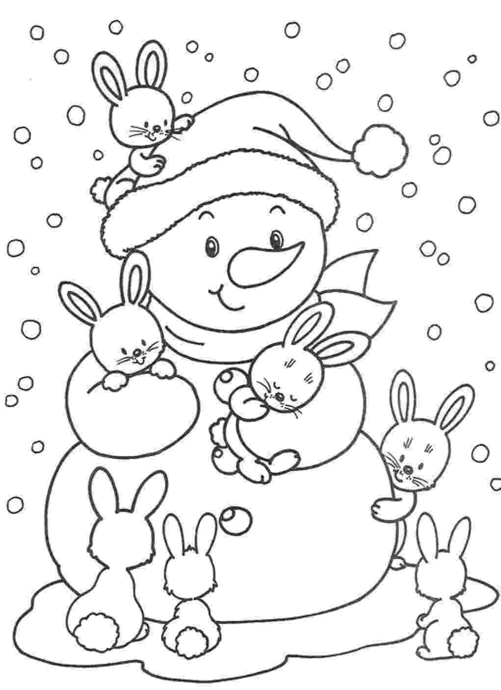 winter coloring book winter color sheet coloring pages winter coloring pages coloring book winter