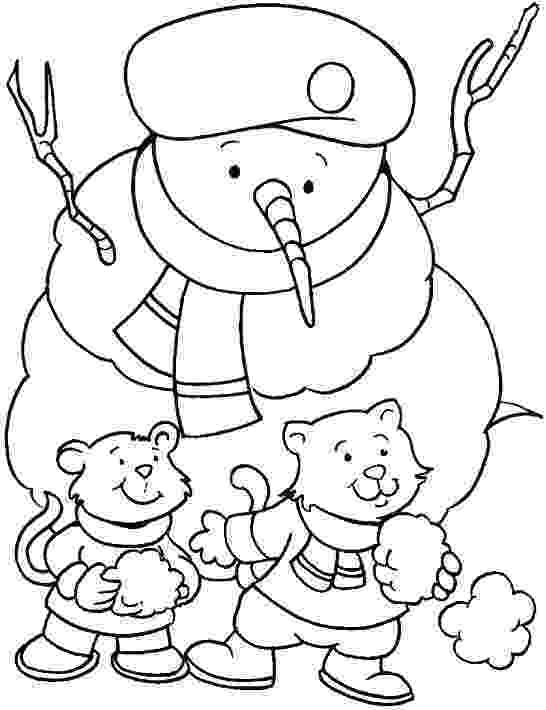 winter coloring sheets free printable winter coloring pages for kids coloring sheets winter