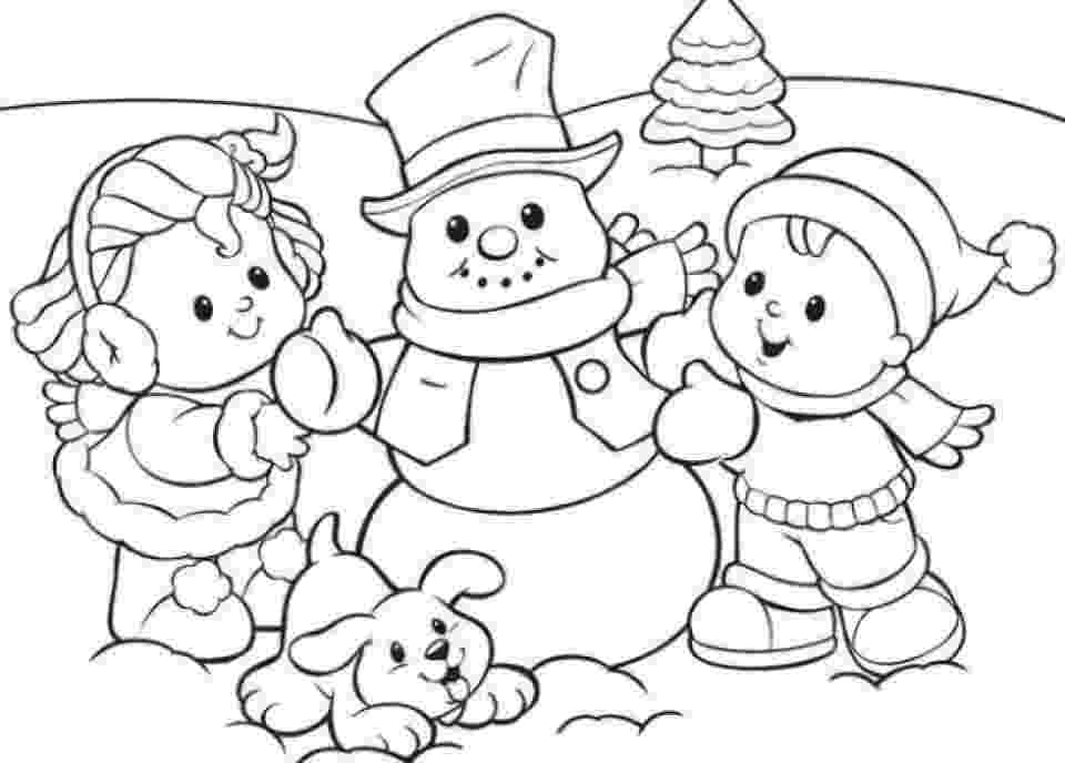 winter coloring sheets free printable winter coloring pages for kids winter sheets coloring 1 1