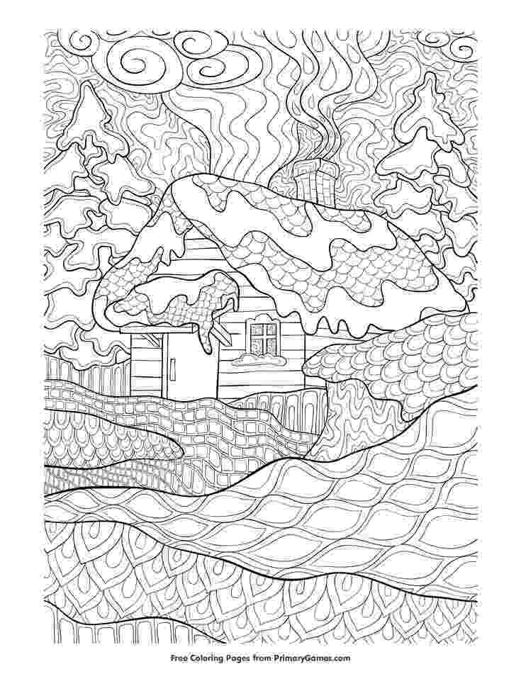 winter printable coloring pages free winter animals coloring page free printable coloring pages free pages coloring winter printable