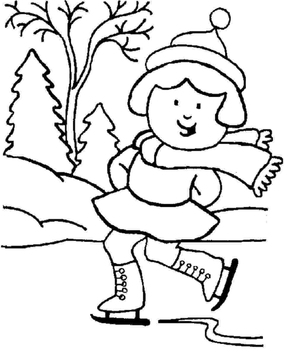 winter printable coloring pages free winter coloring pages 360coloringpages pages printable coloring winter free