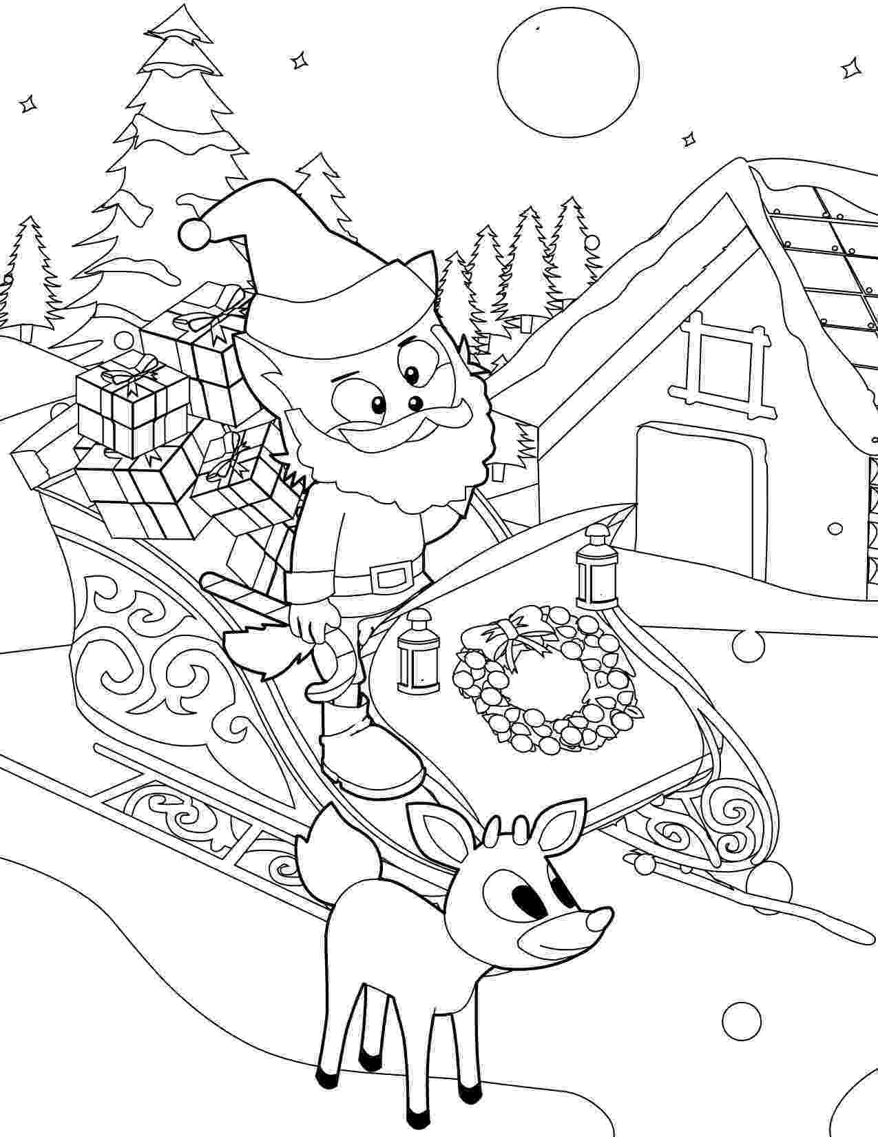 winter wonderland coloring pages becca allred graphics winter wonderland winter wonderland coloring pages