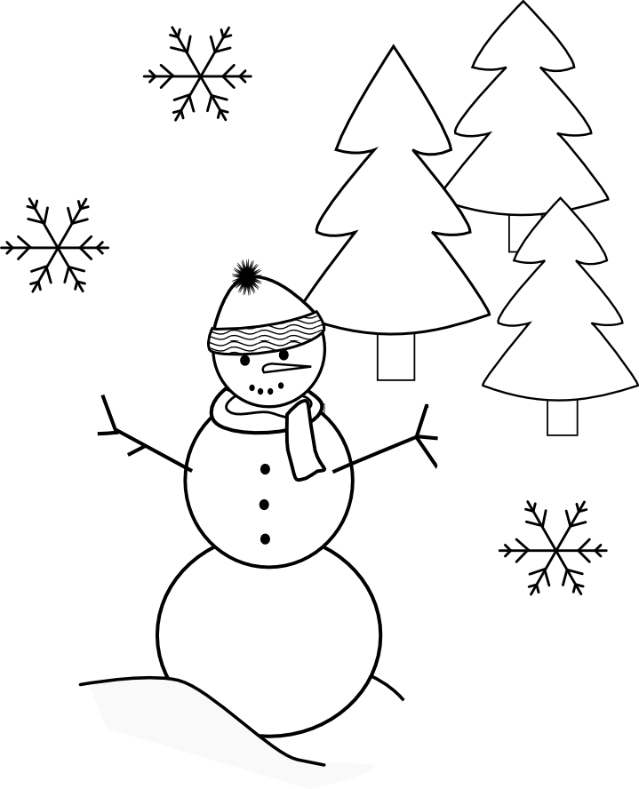 winter wonderland coloring pages winter coloring pages 360coloringpages pages coloring winter wonderland