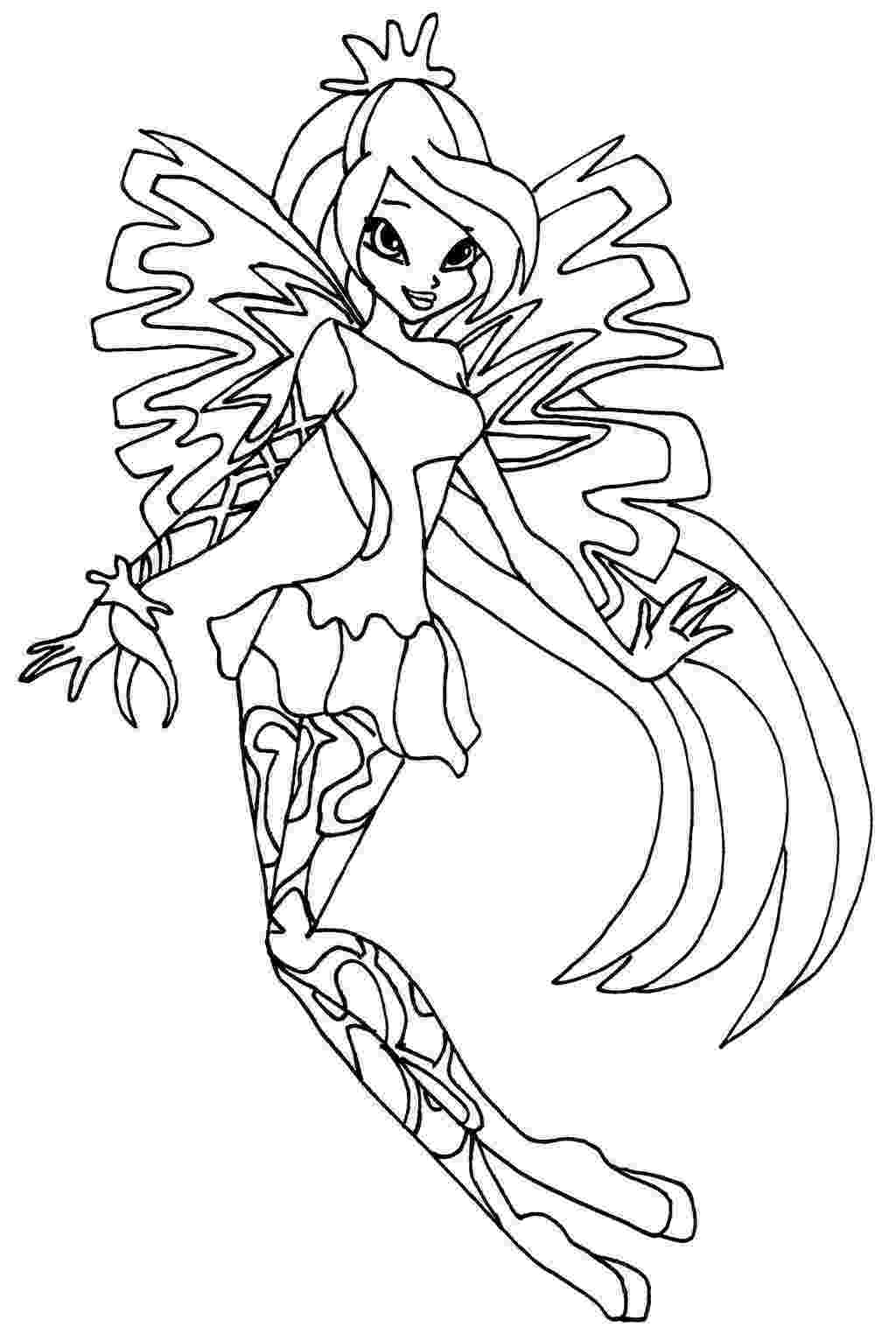 winx bloom coloring pages bloom charmix coloring page free printable coloring pages coloring pages winx bloom