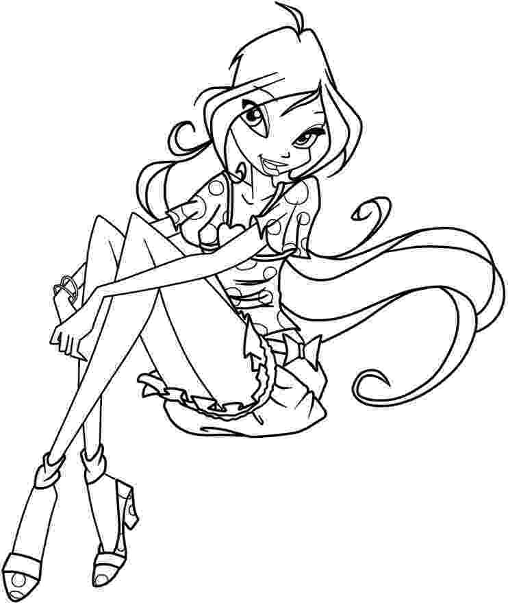 winx bloom coloring pages bloom winx coloring pages download and print bloom winx pages winx bloom coloring