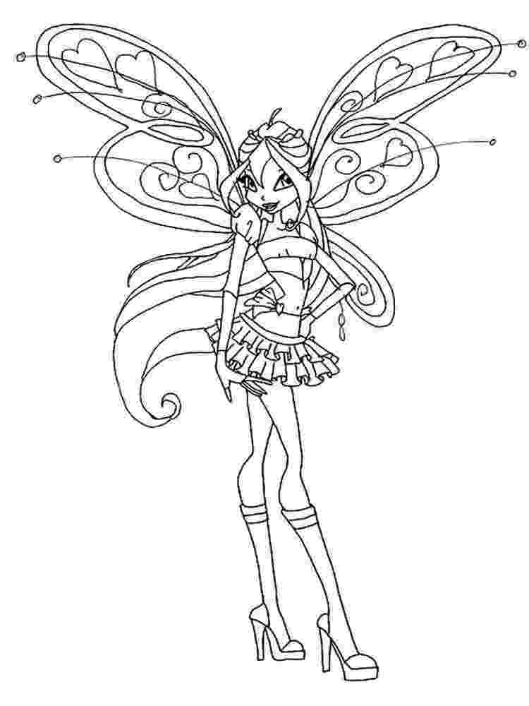winx bloom coloring pages winx harmonix coloring pages to download and print for free bloom coloring pages winx