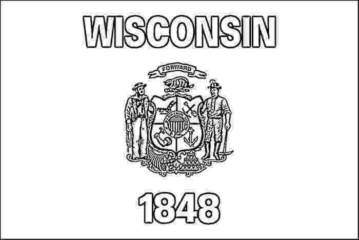 wisconsin state flag picture wisconsin flag coloring page purple kitty flag picture state wisconsin