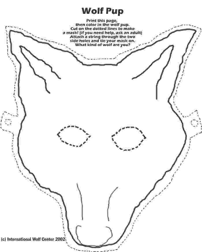 wolf cut out printable wolf head pattern quilling pattern beadwork designs out cut printable wolf