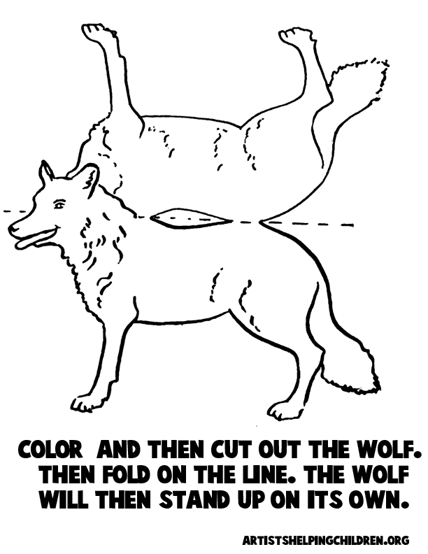 wolf cut out printable wolf head pattern use the printable outline for crafts out printable wolf cut