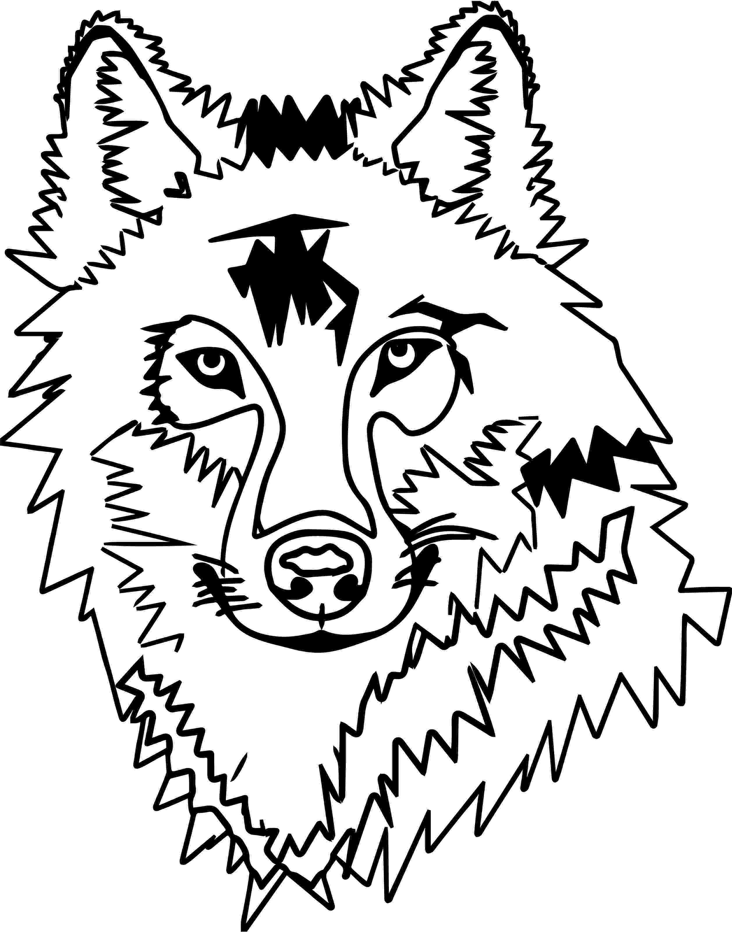 wolf face coloring pages 3 pigs wolf mask coloring pages wecoloringpagecom wolf pages face coloring
