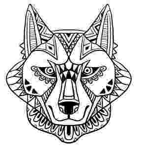 wolf face coloring pages incredible wolf wolves adult coloring pages face wolf coloring pages