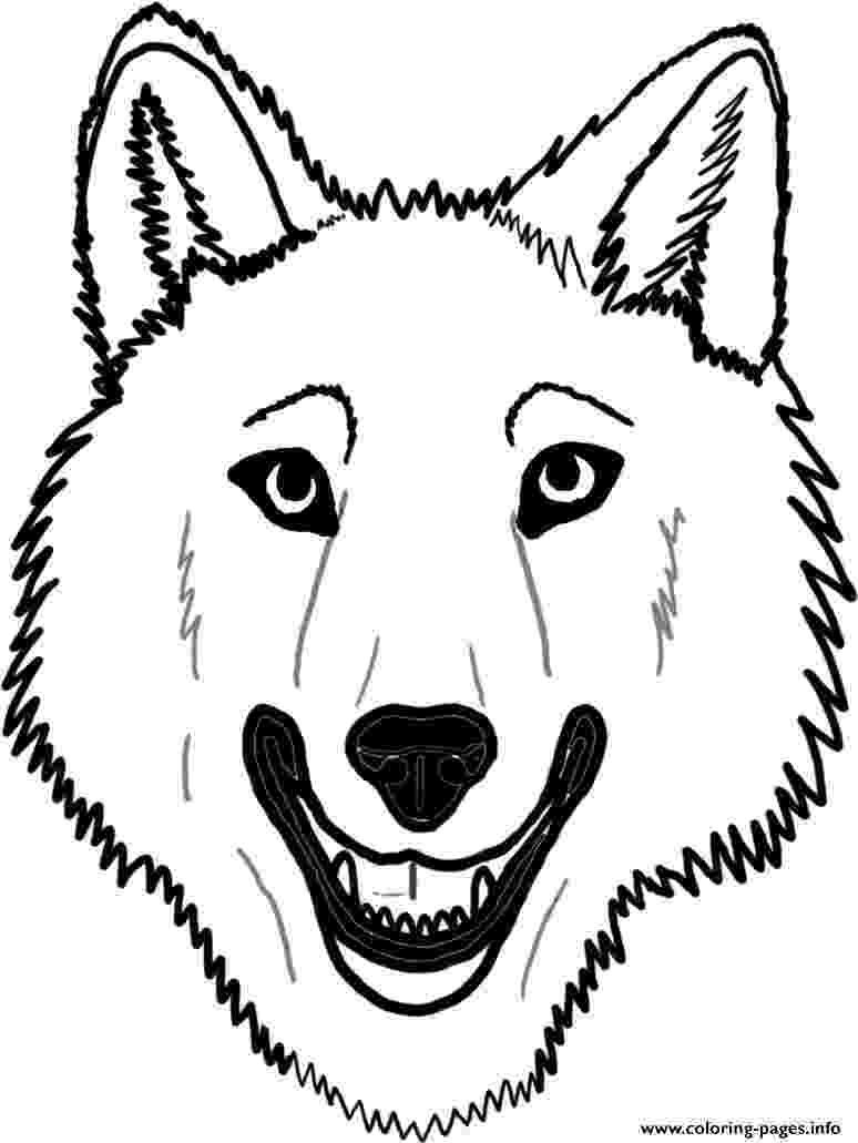 wolf face coloring pages stock vector animals adult coloring book pages horse face pages coloring wolf