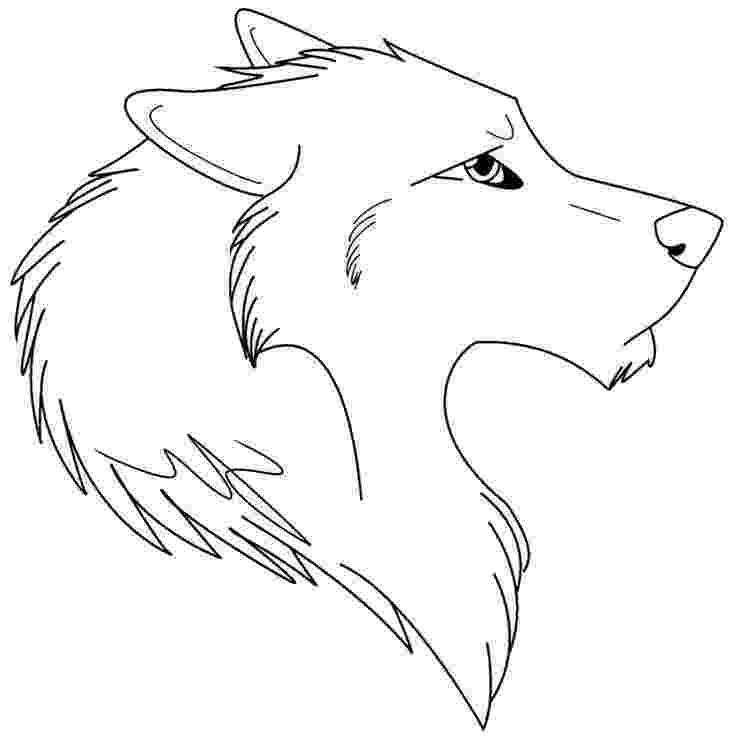 wolf face coloring pages wolf face coloring pages face wolf coloring pages