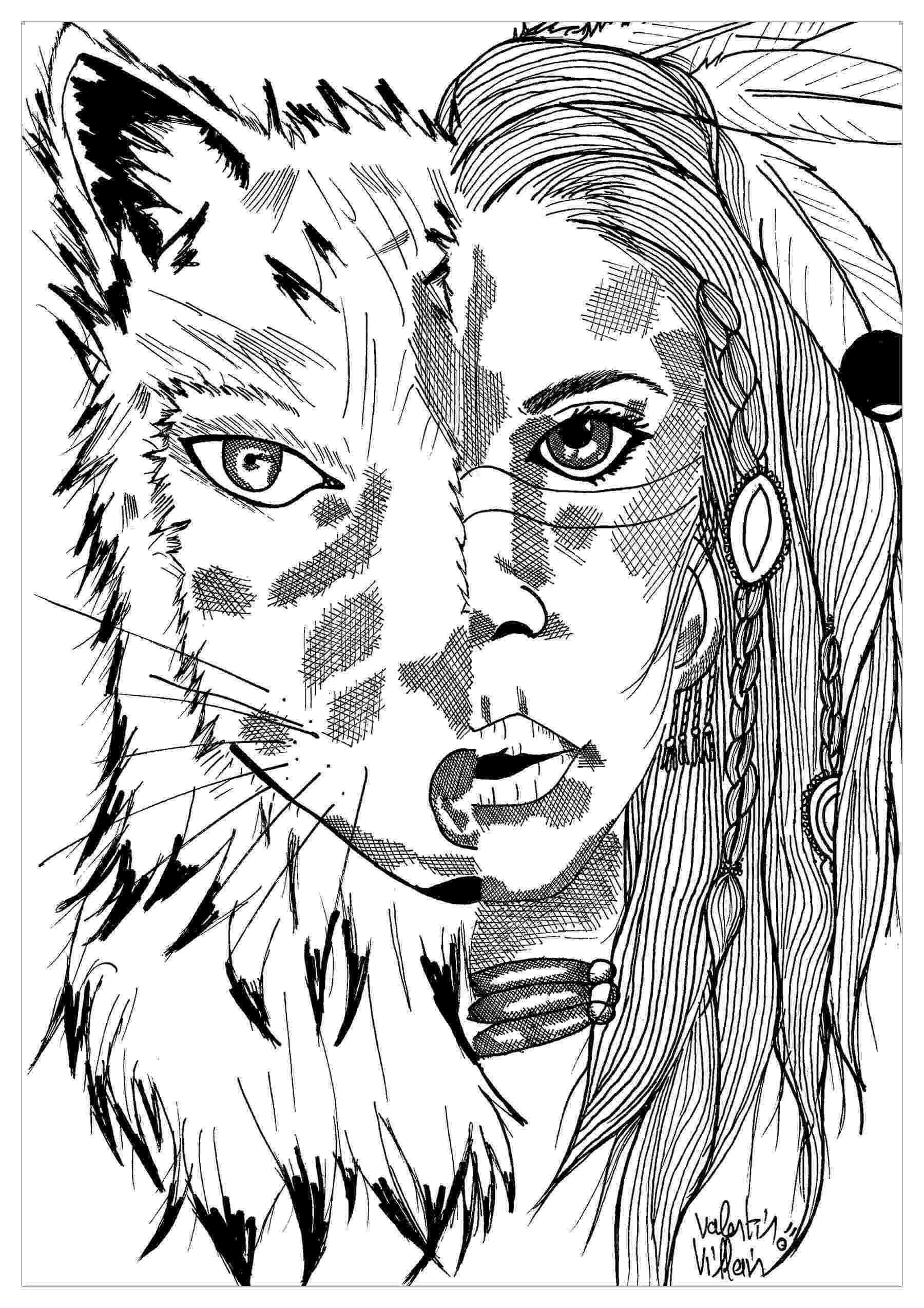wolf face coloring pages wolf face outline coloring home face wolf pages coloring 1 1
