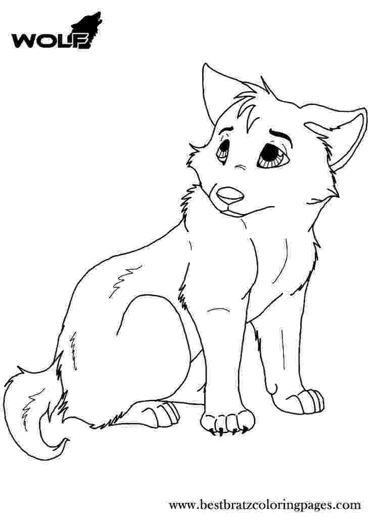 wolf pictures to color and print 27 best coloring sheets for hannah images on pinterest print and wolf pictures to color