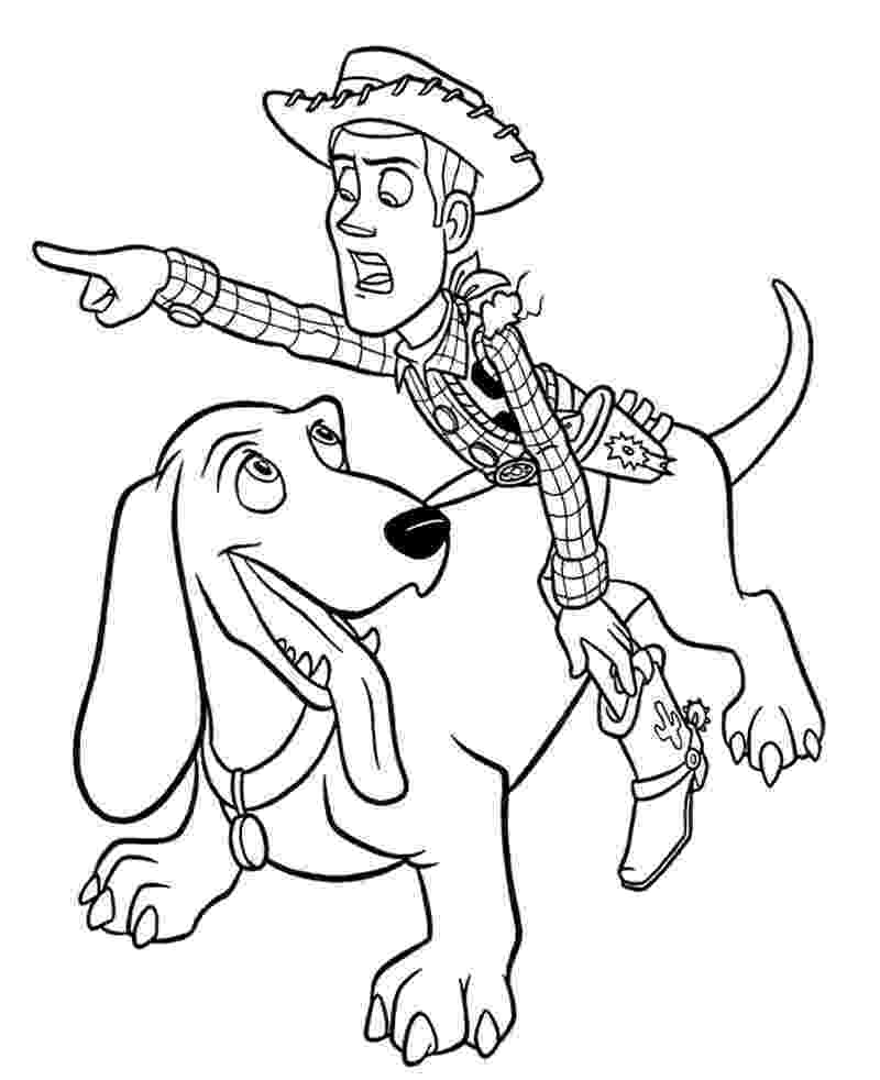 woody coloring page toy story coloring pages 360coloringpages coloring page woody