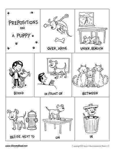 worksheet for grade 1 preposition preposition poster kids math worksheets teaching for worksheet grade preposition 1