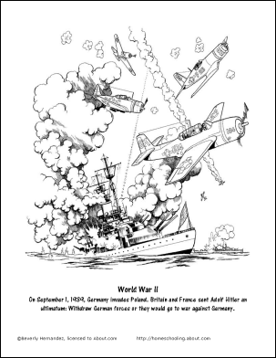 world war 2 pictures to colour world war ii in pictures coloring pages world war ii bombers 2 colour to war pictures world