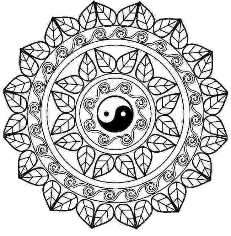 ying yang coloring pages 8 best images about yin yang on pinterest ying coloring pages yang