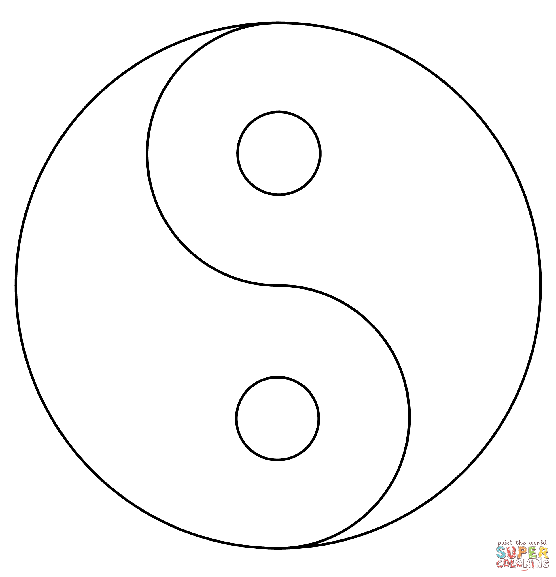 ying yang coloring pages china coloring pages free coloring pages coloring yang ying pages