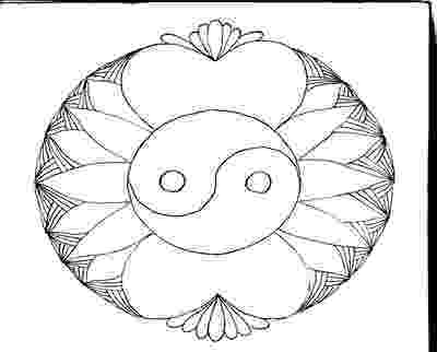 ying yang coloring pages i refuse to accept the view that mankind is so tragically yang coloring ying pages