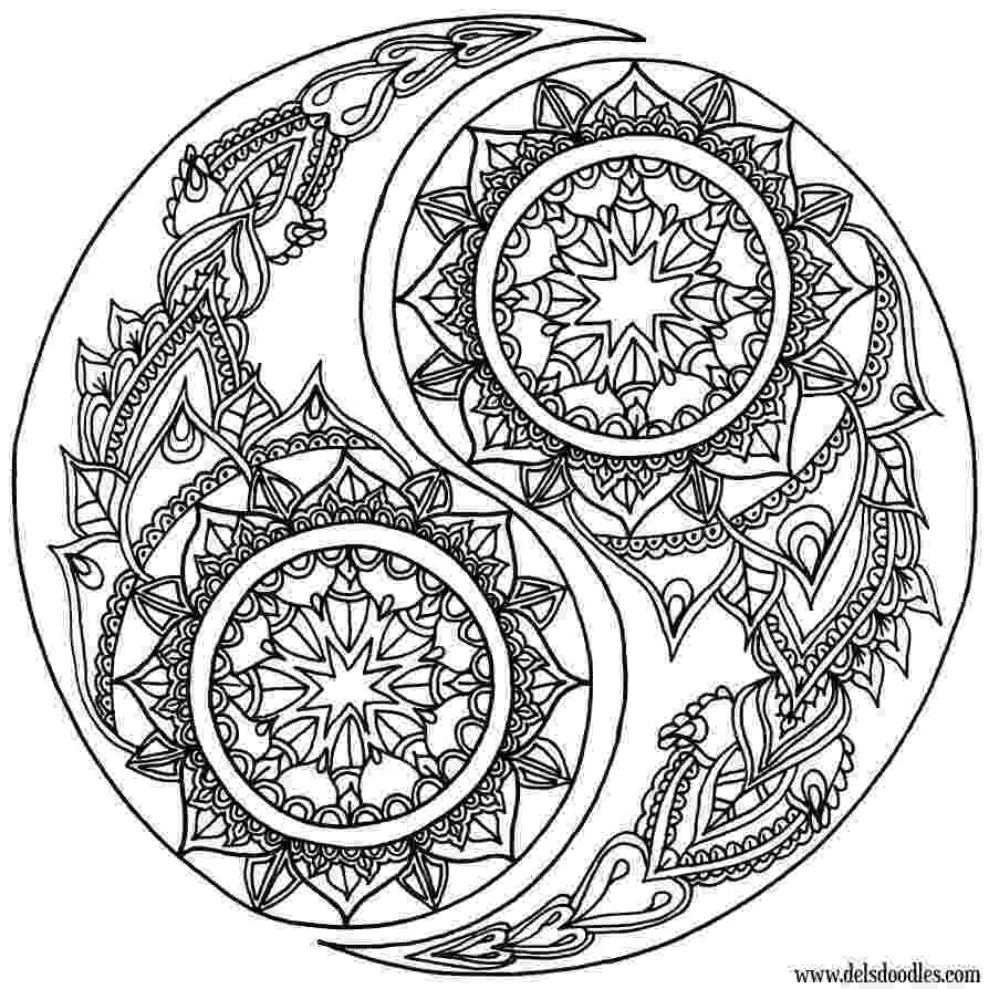 ying yang coloring pages yin yang coloring page by welshpixie on deviantart ying yang coloring pages