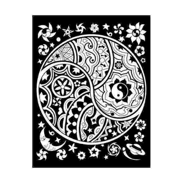 ying yang coloring pages yin yang coloring pages at getcoloringscom free pages coloring ying yang