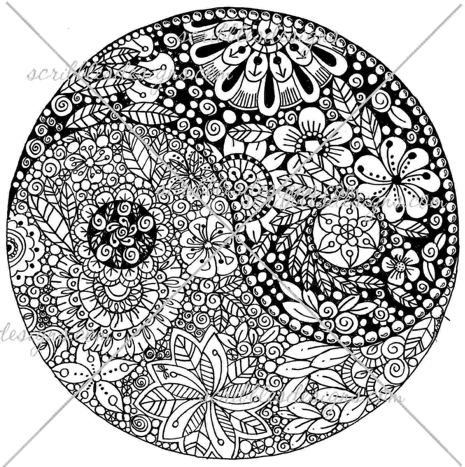 ying yang coloring pages ying yang coloring pages at getcoloringscom free coloring ying yang pages 1 1
