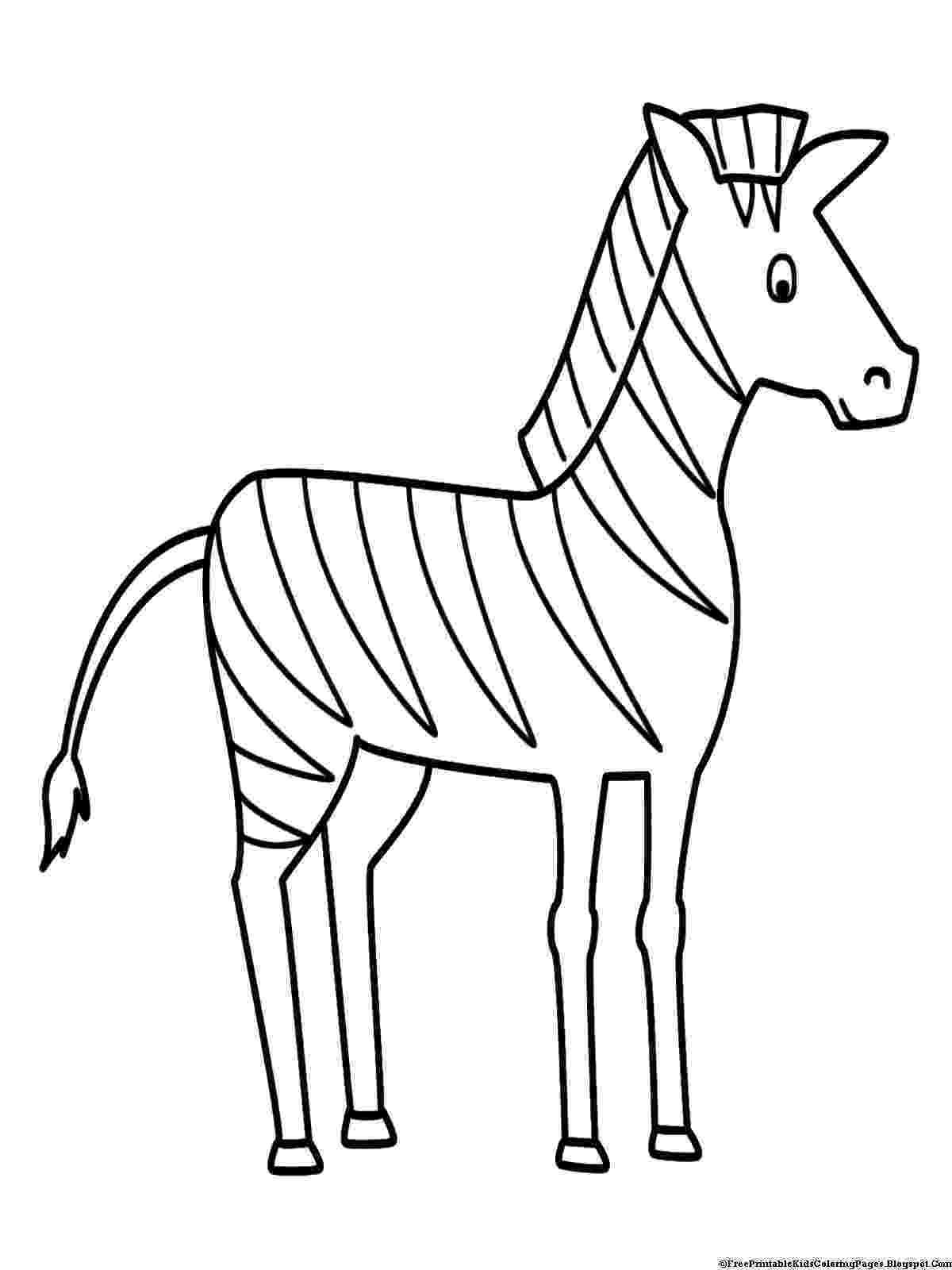 zebra to colour zebra coloring pages amp blogger design colour zebra to