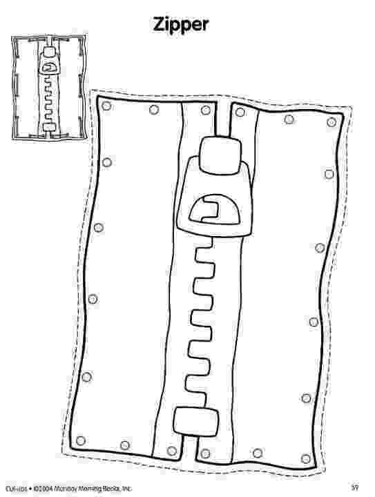 zipper coloring page zipper black and white clipart clipground zipper page coloring