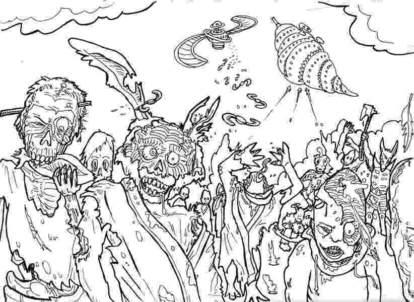 zombie coloring page 83 best zombie coloring images on pinterest coloring zombie coloring page